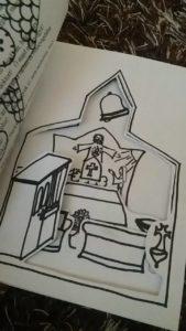 Dóra által küldött eredeti rajz